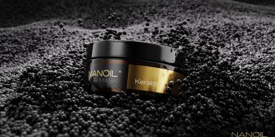 melhor máscara para cabelo Nanoil
