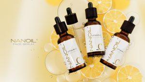 Nanoil el mejor sérum facial de vitamina c